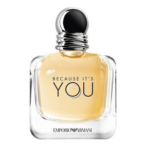 BECAUSE ITS YOU by Giorgio Armani